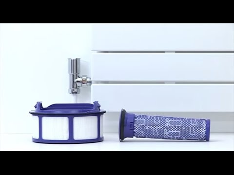 dyson dc46 canada dc47 washing the filters official dyson video youtube. Black Bedroom Furniture Sets. Home Design Ideas