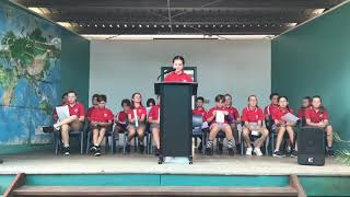 2020 Prefect Speeches | Iluka Public School