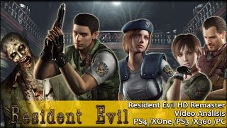 Resident evil hd remaster | análisis español gameprotv