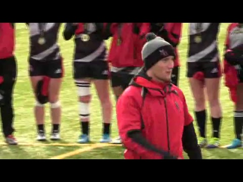 Nov 4, 2017 - OCAA Women's Rugby Championships - 2 - Bronze and Gold Medal Games