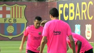 Training session 24-7 (Afternoon)