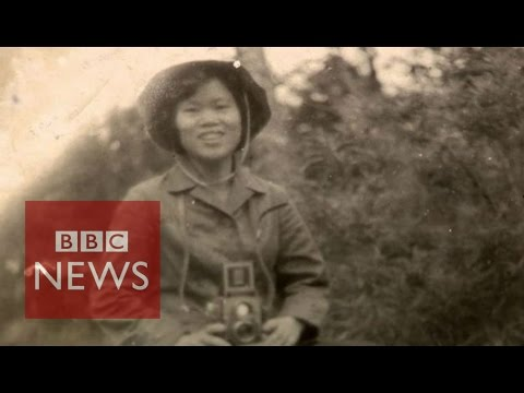 Vietnam War 40th anniversary: 'My mother was never seen again' - BBC News