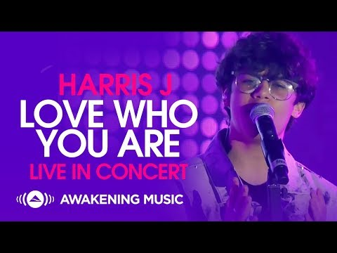 Harris J - Love Who You Are (Live In Concert)