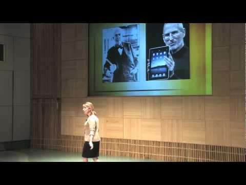 TEDxPeachtree - Sarah Miller Caldicott - Inventing the Future ...