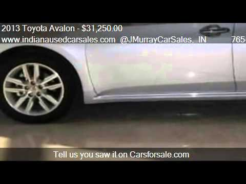 2013 Toyota Avalon XLE Premium Sedan 4D - for sale in LAFAYE