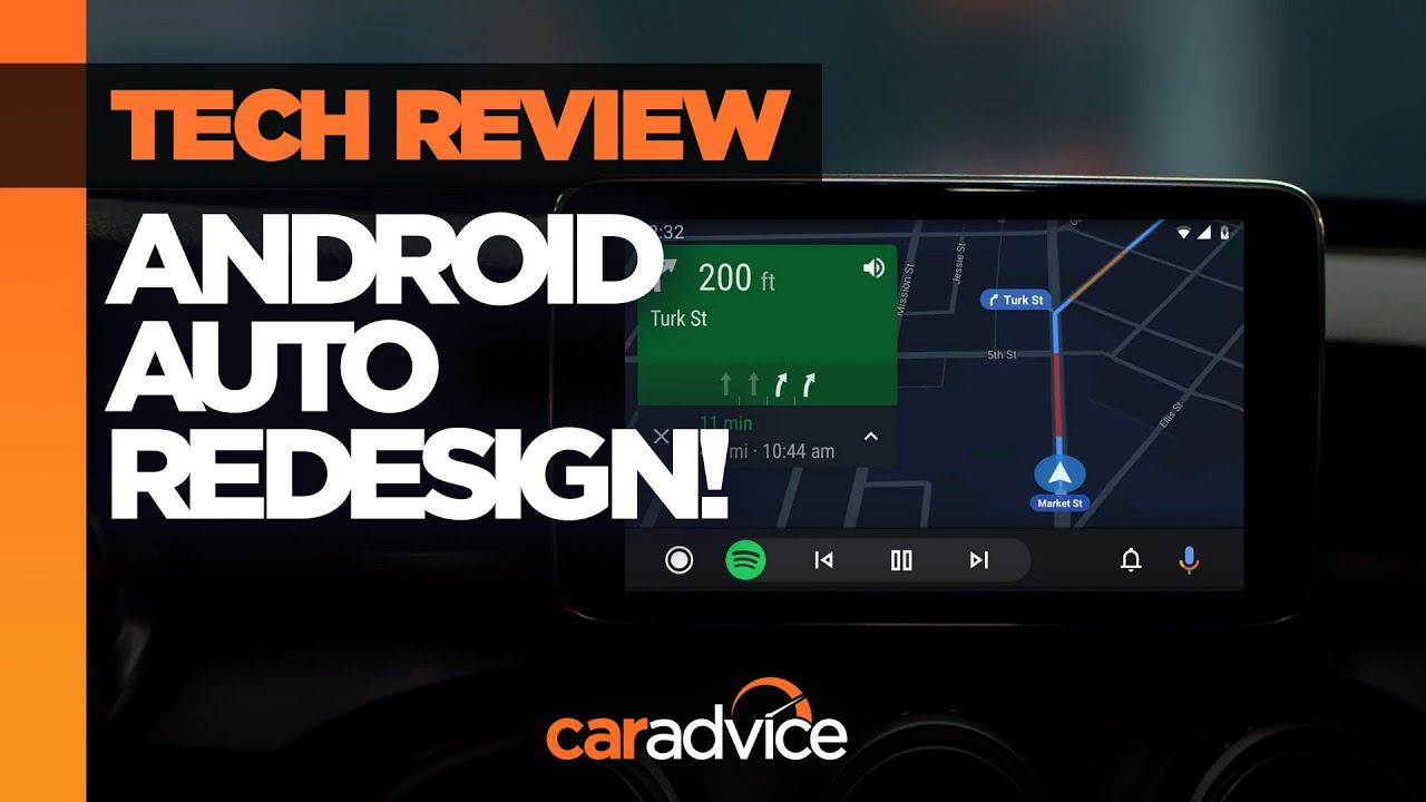 2019 Android Auto facelift review: Quick tour
