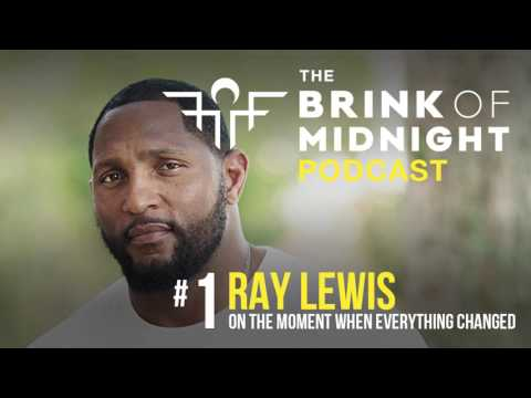 EPISODE #1: RAY LEWIS, 2x Super Bowl MVP, NFL Star