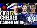 TRANSFER WINDOW LIVE!!! FIFA 17 CHELSEA CAREER MODE #5