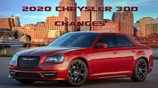 Here's whats new for the 2020 Chrysler 300