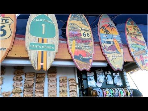 J.16 Road Trip USA ⤷ Santa Monica!