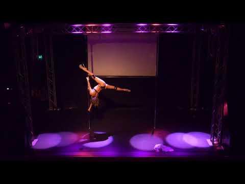 Astrid Handling Application in Semi Pro Classique, Pole Theatre Japan 2018