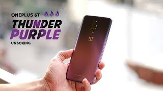 OnePlus 6T Thunder Purple - Everything you need to know!