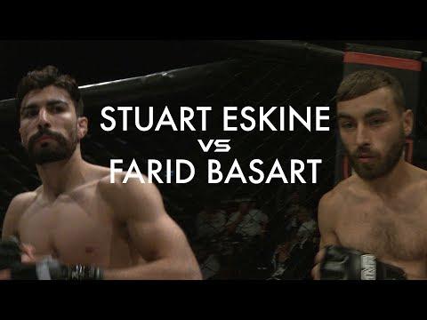 Stuart Eskine v Farid Basherat - UCMMA60