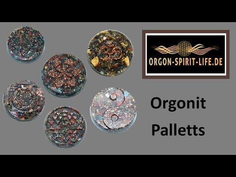 Orgonite - Palletts