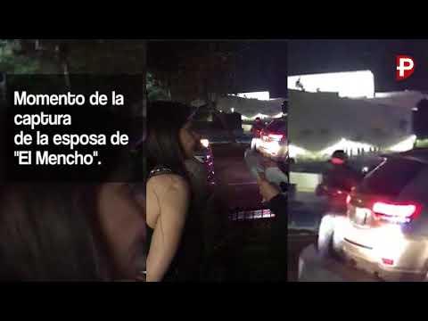 Mexican Marines Capture Drug Cartel Kingpin's Wife, Rosalinda