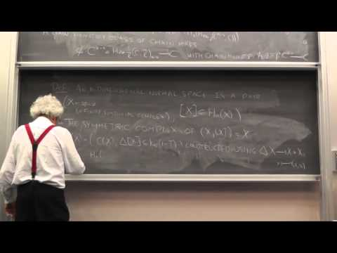 Ranicki Stony Brook lecture 1