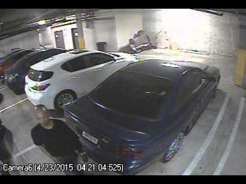 04-23-15 04:21:16 am - Asian male casing the property and breaking into cars