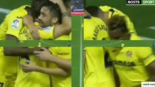 леванте - Вильярреал 0:2  Обзор матча