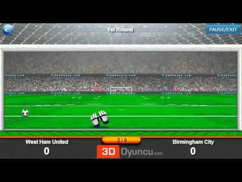 Süper Kaleci - 3D Oyunlar - 3D Futbol Oyunları