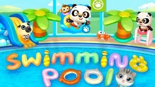 Dr Panda Swimming Pool | Educational iPad app for Kids | Dr.Panda | Full Game Play
