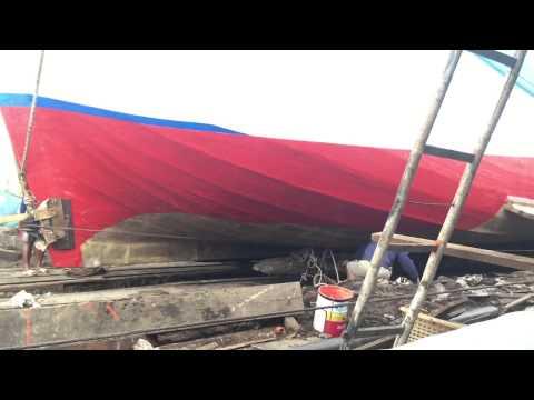 Tàu cá kiên giang