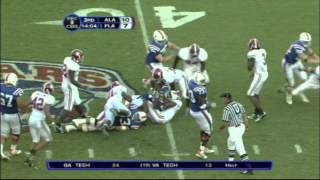 2006 #5 Florida Gators vs. Alabama Crimson Tide