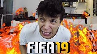 ME QUEIMANDO DE ÓDIO NO FIFA 19
