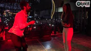 Hakkari'de Yusuf Güney konseri