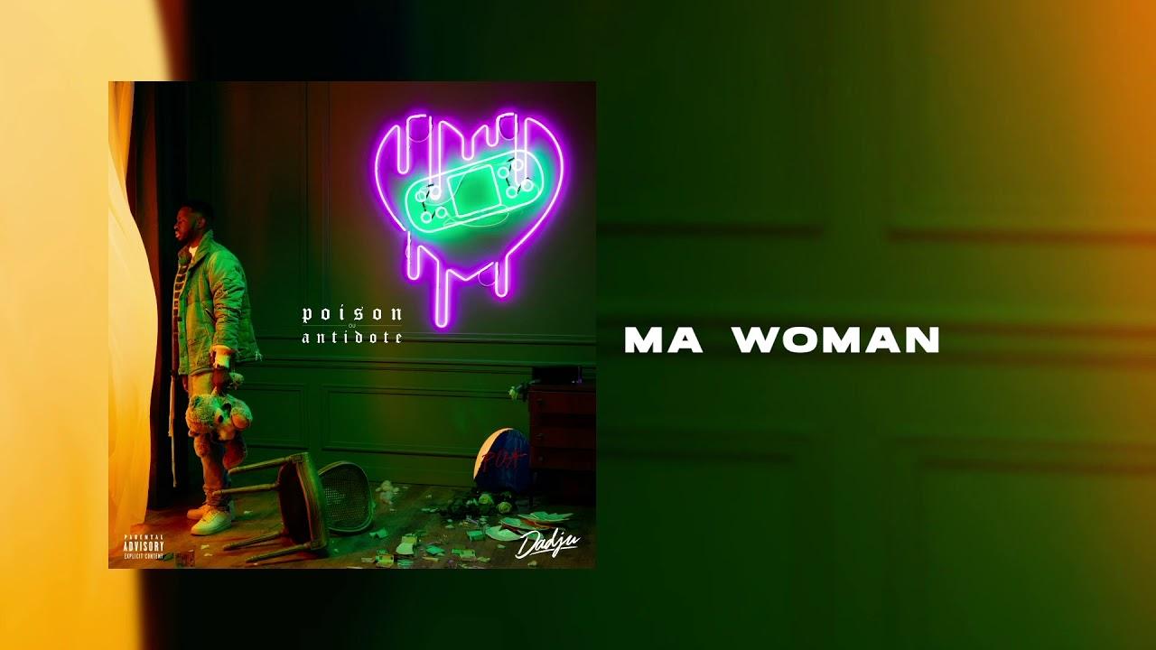 Download DADJU - Ma woman (Audio Officiel)