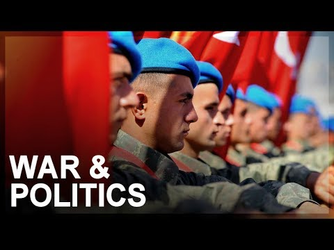 What is Turkey's endgame in Syria?