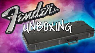 Fender Deluxe Case Unboxing | Nyne Forte