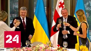 Вопрос про Саакашвили: Порошенко опроверг сам себя
