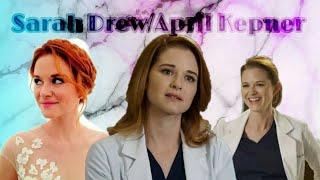 um pouco da minha despedida a Sarah Drew/April Kepner