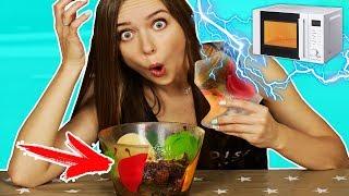 Конфеты за 5 минут в микроволновке! Плохая идея! Проверяю рецепты из интернета 🐞 Afinka