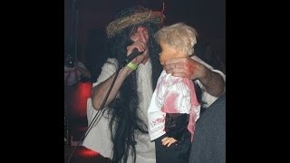 Eviscerated Zombie Tampon vs Raping Babies - Jan 31 2004 - St Pete - Club Venom