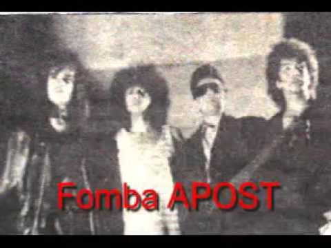 APOST  -  Fomba  ( LIVE Hell's rush 25 avril 1992 )