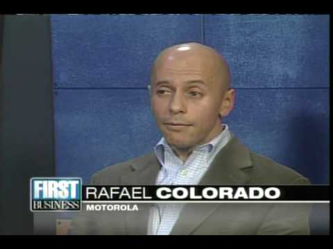 Rafael Colorado TV interview