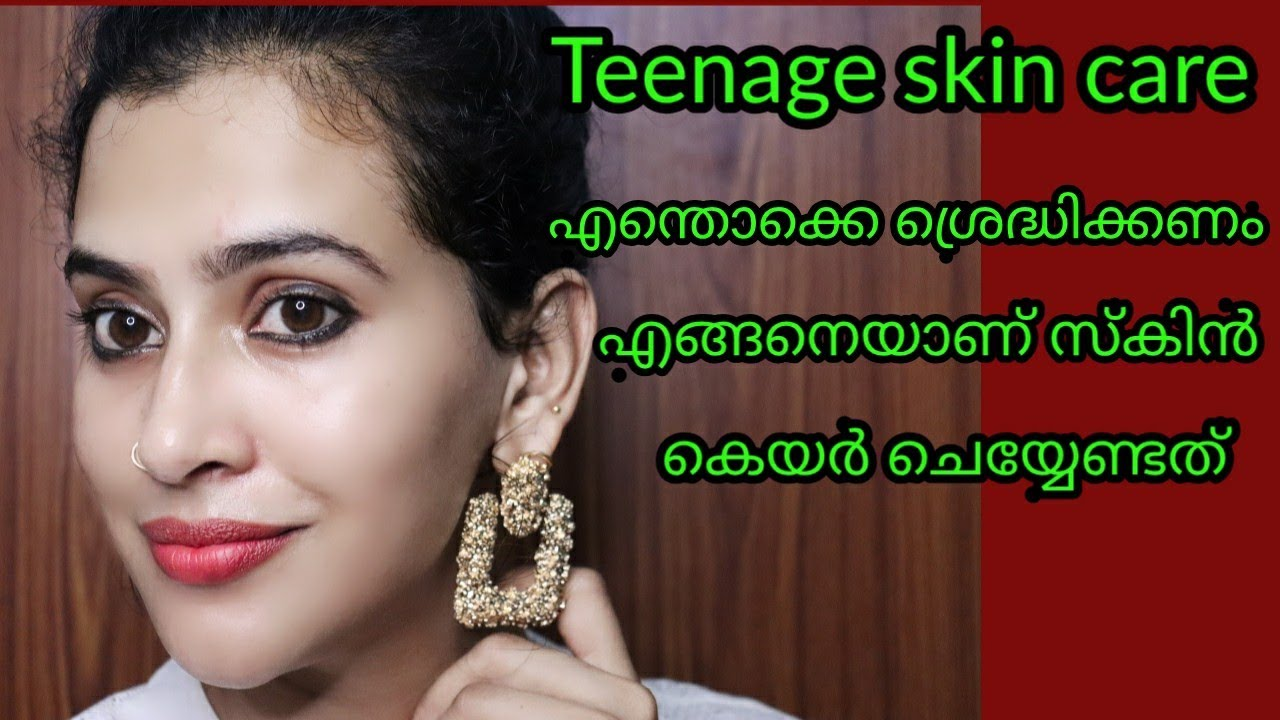 Day-29Teenage skin care routine|How to do it|Things to note
