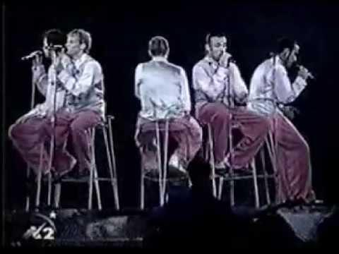 17 Backstreet Boys  No One Else Comes Close