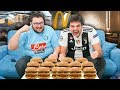 NAPOLETANO VS JUVENTINO SFIDA BIG MAC!!!