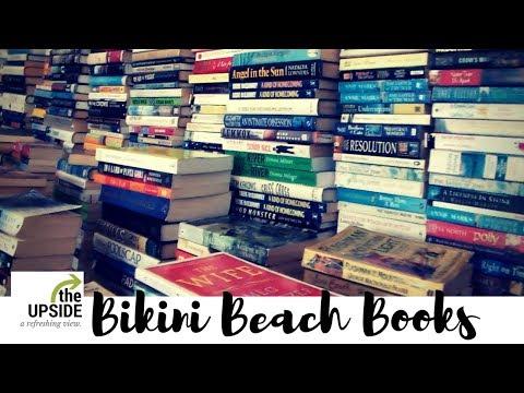 Things to do in South Africa: Bikini Beach Books
