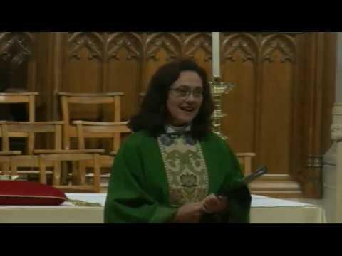 September 17, 2017: Sunday Worship Service at Washington National Cathedral