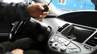 Nissan Primera P12. Обучение ЦЗ