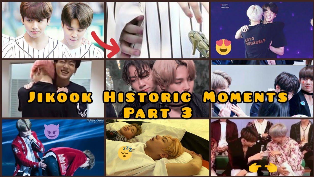 JIKOOK||KOOKMIN HISTORIC MOMENTS PART 3 ofcourse they hate doing fanservice 🙄