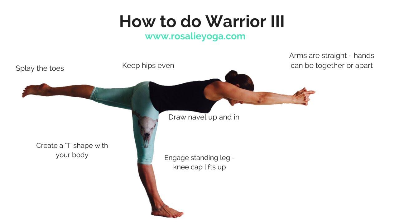 Yoga Pose A 3