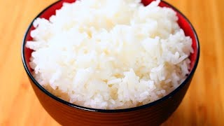 How to Cook Perfect Steamed Rice | How to Cook Rice in a Rice Cooker | Cooking White Rice