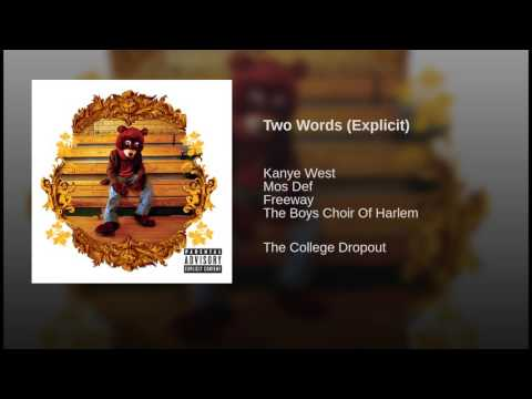 Two Words (Explicit)