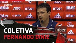 COLETIVA PÓS-JOGO: SÃO PAULO FC X ÁGUA SANTA   SPFCTV
