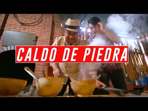 LES PRESENTO el CALDO DE PIEDRA