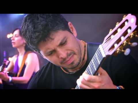 "Rodrigo Y Gabriela ""Tamacun"" Live @ Eurockéennes"